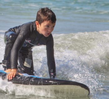 Back to School. Surf School.